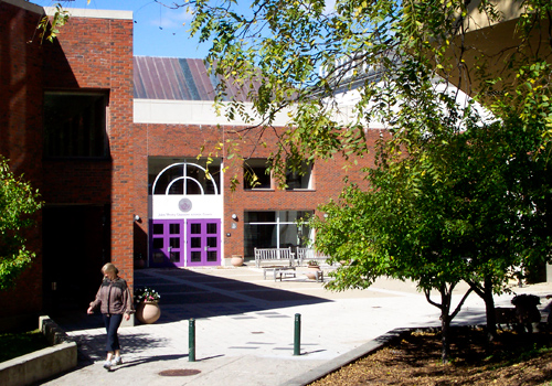 Chandler Gym, 2004