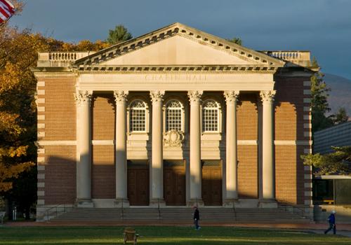 Chapin Hall, 2008