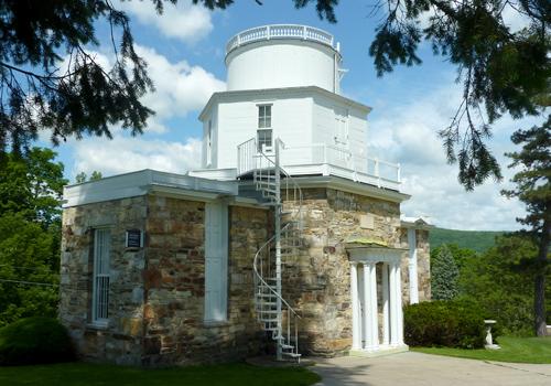 Hopkins Observatory, 2012