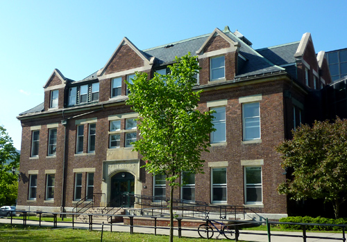Thompson Physical Lab, 2012