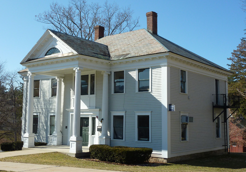 Siskind House, 2012