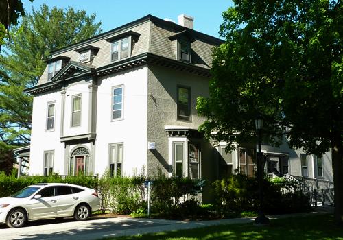 Vogt House, 2012