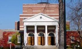 Adams Memorial Theatre