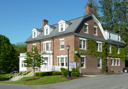 Bascom House, 2012