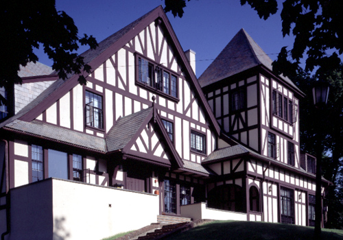 Garfield House, 2003