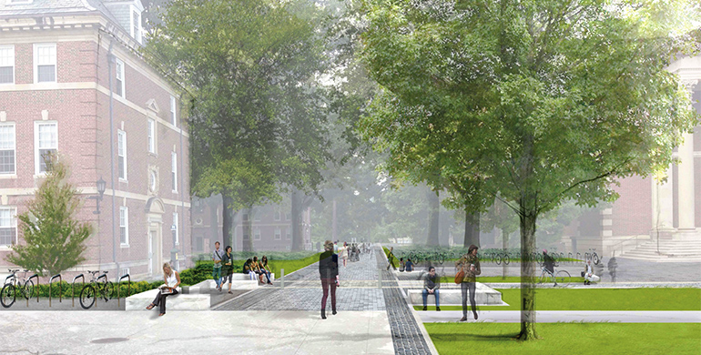 Chapin Hall North - Proposed