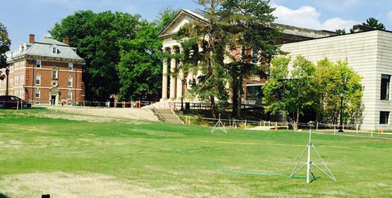 Chapin Hall Plaza - Existing