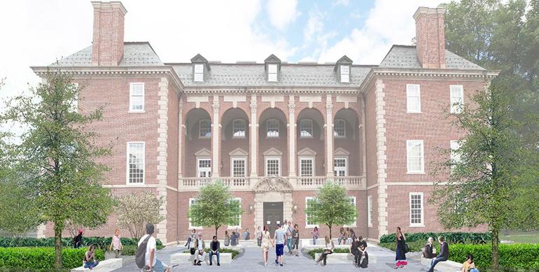 Stetson Plaza - Proposed
