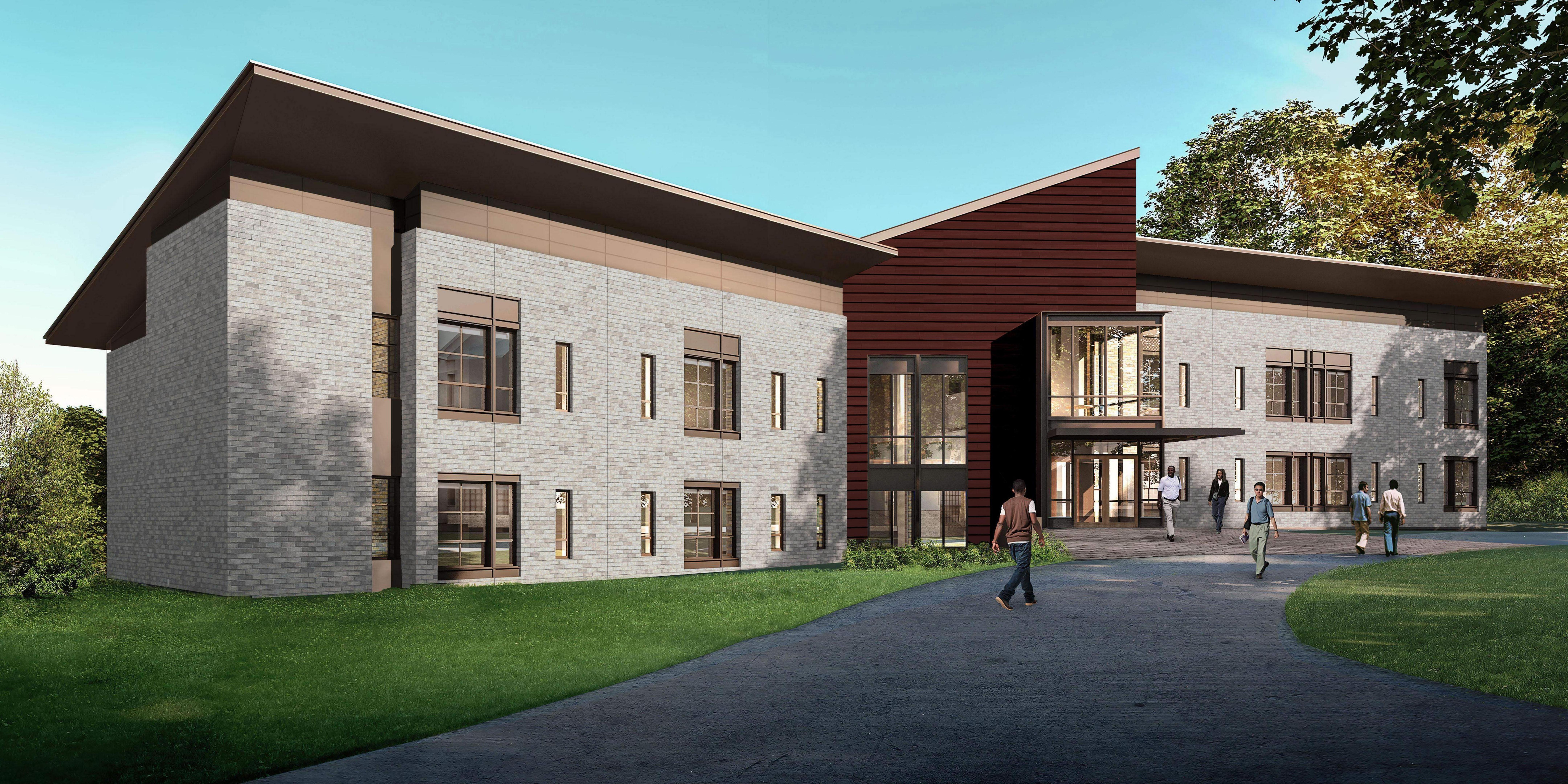 CDE Residence Hall